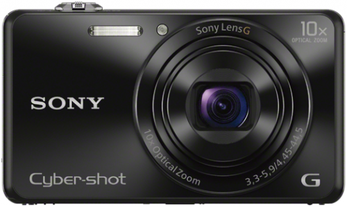 Sony DSCWX220 Compact 10x Digital Camera Wi-Fi NFC