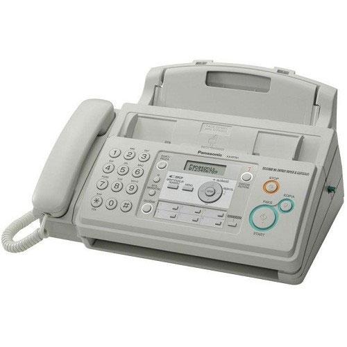 Panasonic KX-FP702 Compact Plain Paper Fax Machine