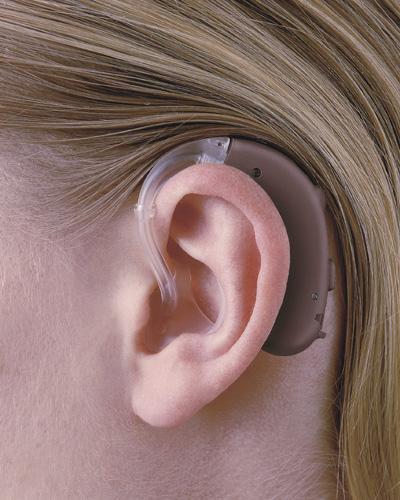 Siemens Lotus 12sp Bte High Power Digital Hearing Aid