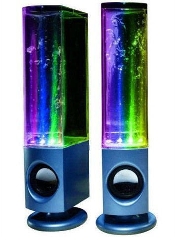 Dancing Illuminated Muti Colored Water Speakers Price