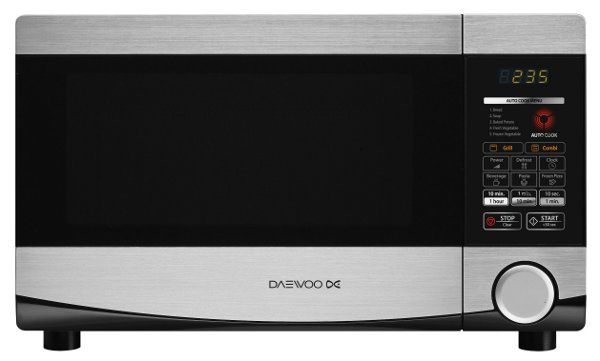 fabd0b40d5d Daewoo 20 Liter Microwave Oven with Grill KQG-6L4B Price Bangladesh :  Bdstall