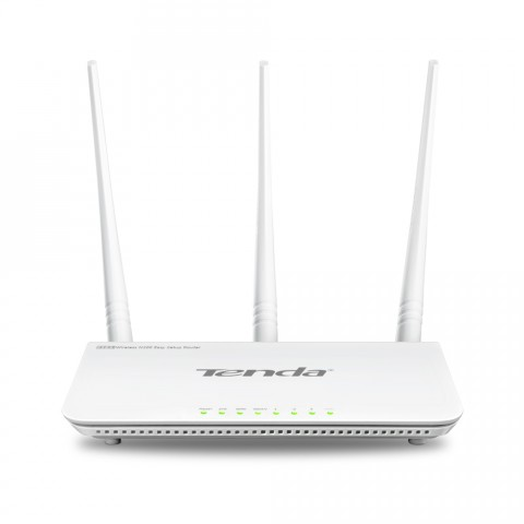 Tenda F3 300Mbps Wireless High Range Broadband N Router