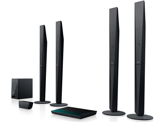 Sony BDV-E6100 5.1 Home Theatre with 3D Blu-Ray Player