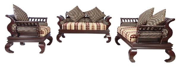 Crescent Sofa 1 Sitter With Cushion Price Bangladesh Bdstall