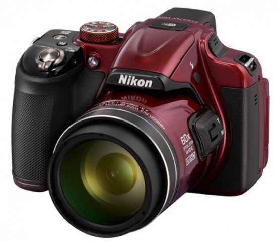 Nikon Coolpix P600 60x Ultra High Zoom 3