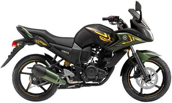Yamaha Fazer 150cc Air Cooled 4 Stroke Engine Motor Bike