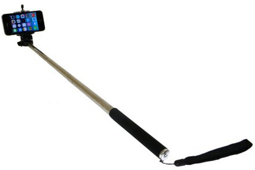 selfie stick for iphone and android with bluetooth remote price bangladesh bdstall. Black Bedroom Furniture Sets. Home Design Ideas