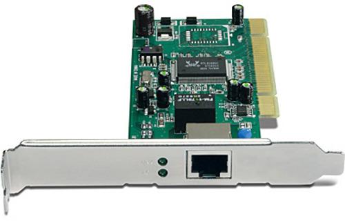 Trendnet TEG-PCITXR 2000Mbps Full Duplex Gigabit PCI Adapter