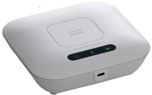 Cisco WAP121 Highly Secure Hi-Speed Wireless-N Access Point
