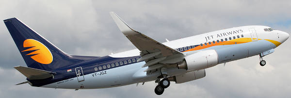 Dhaka To Delhi India Return Air Ticket Fare By Jet Airways