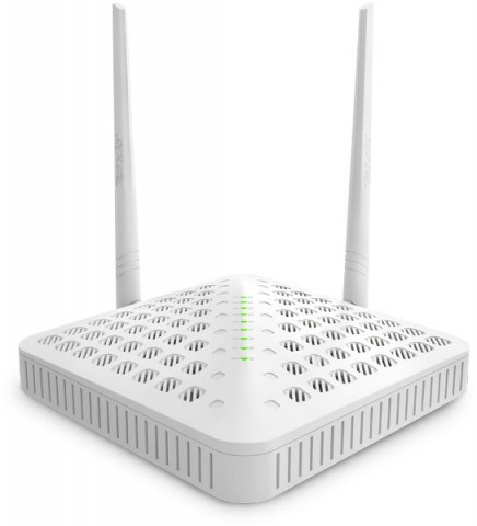Tenda F1201 WiFi Router with 1200 Mbps Dual Band HD Stream