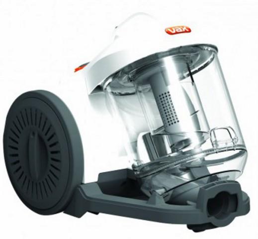 Vax C88 W2 B 2000w Bagless Cylinder Hepa Vacuum Cleaner