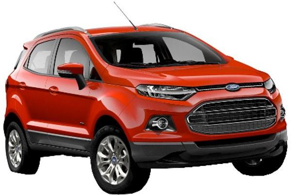 Ford Ecosport Urban Suv 6 Speed Power Windows 1499cc Car