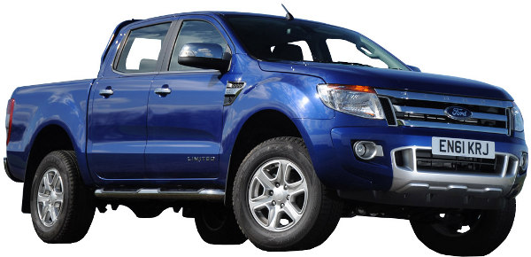 Ford Ranger 4 Cylinder Power Steering Double Cabin Pickup Price