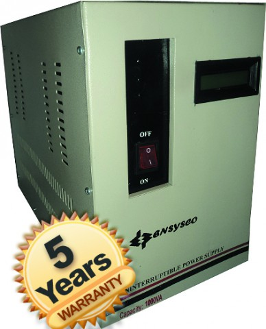 Ensysco Sinewave Mega Instant Power Supply IPS for 8 PC