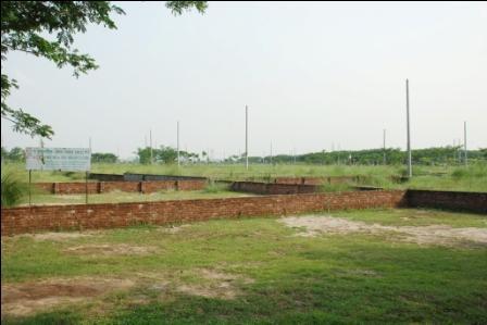 Green Model Town 3.5 Katha Land at Mugda Project in Dhaka