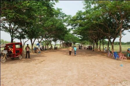 Green Model Town 4 Katha Land at Mugda Project in Dhaka