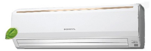 O General Split Air Conditioner ASGA24AET 2-Ton 250 Sqft