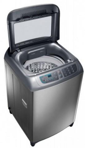 Samsung Washing Machine 7 5 Kg Top Loader Tempered Glass