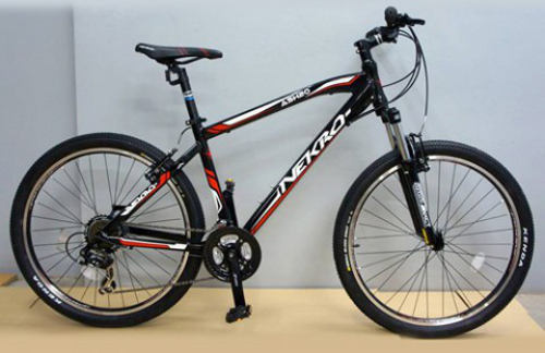 Nekro Ash 20 Mountain Bicycle With Alloy Frame Kmc Chain