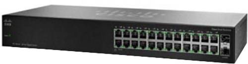 Cisco Switch High Performence Unmanaged Gigabit SG92-24-AS