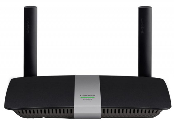 Linksys Wireless Ethernet Router Dual Band WPA2 USB EA6350