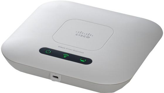 Cisco Access Point WLAN 300 Mbps Bridge Mode WAP321