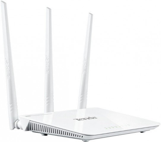 Tenda Wireless Internet Router F303 Easy Setup 300 Mbps WiFi