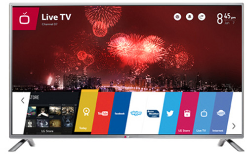 LG LED LCD TV 50 Inch LB650T 3D HD 1080p USB Internet Wi-Fi