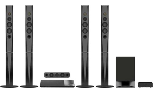 Sony BDV-N9200W Blu-Ray Home Theater Wi-Fi Sound System
