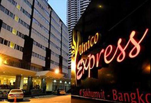Unico Express Double Bed Hotel Booking in Sukhumvit Bangkok