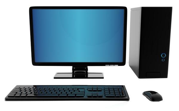 Desktop PC Dual Core 2.5 GHz 2GB 320GB 31 Chipset 17