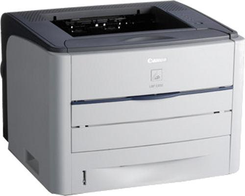 Canon i-SENSYS LBP-3300 21PPM Black and White Laser Printer