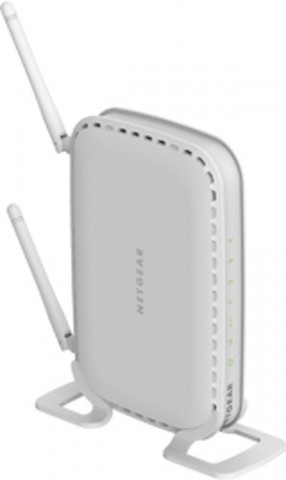 Netgear WNR614 Push N Connect 300Mbps Wireless Wi-Fi Router
