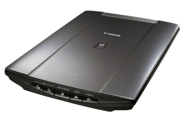Canon CanoScan LiDE 120 High Speed Compact Flatbed Scanner
