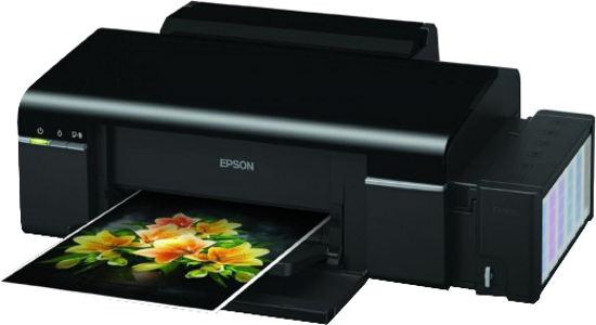 Epson L1800 Low Print Cost On Demand Inkjet Photo Printer