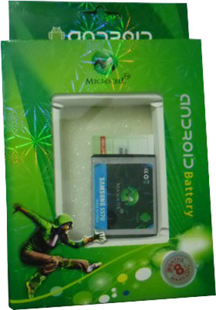 Microcell Li-ion Mobile Phone Battery for Samsung 5570