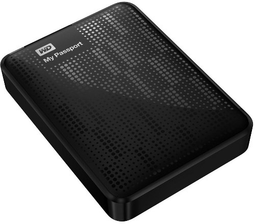 Western Digital My Passport Ultra 2TB Portable Hard Drive