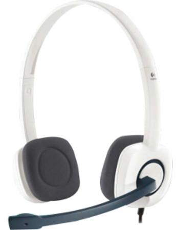 Logitech H150 Stereo Sound Rotating Adjustable Headphone
