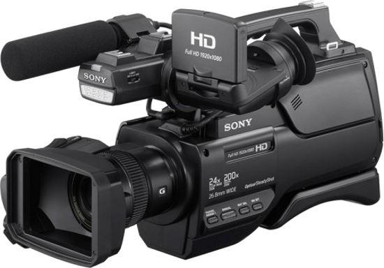 Sony HXR-MC2500 12x Optical 32GB SSD HD Video Camcorder