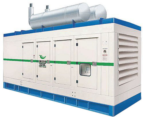 Kirloskar 10 Kva Air Cooled Soundproof Canopy Diesel