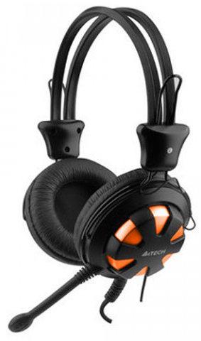 A4Tech HS-28 Flexible Mic Clear and Crisp Sound Headphone