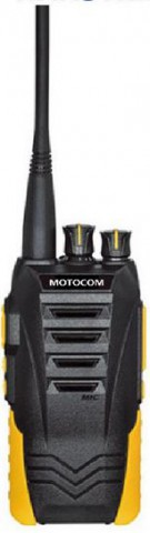 Motocom MC 500 Electronic Tuning 9W Handset Walkie-Talkie