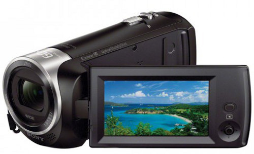 Sony HDR-CX405 30x Optical Handheld Full HD Handy Camera