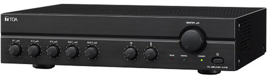 Toa A-2030 High Performance 30 Watt Mixer Power Amplifier