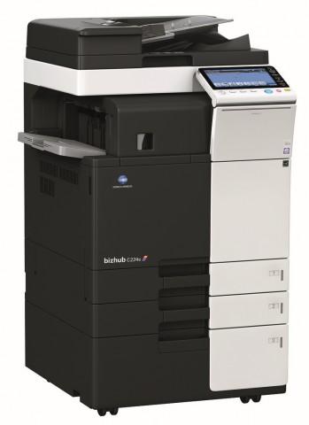 Konica Minolta Bizhub C224e 22PPM Color Photo Copier Machine