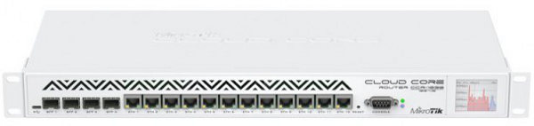 Mikrotik CCR1036-12G-4S 4GB RAM Cloud Core Wired Router