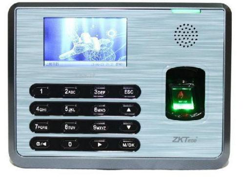 Zkteco TX628 3-Inch TFT Screen Time Attendance Machine