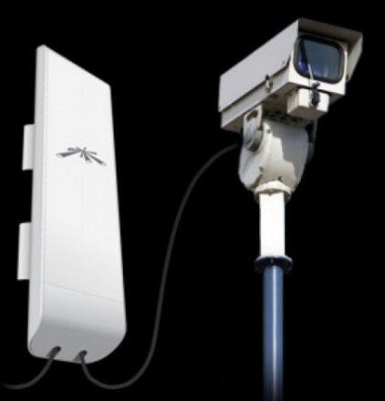 Ubiquiti UBNT-Nanostation M2 PoE Wireless Access Point