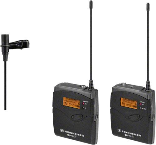 Sennheiser EW 112-P G3-D-X User-Friendly Wireless Microphone